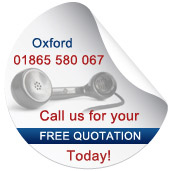 Call today for your free quotation