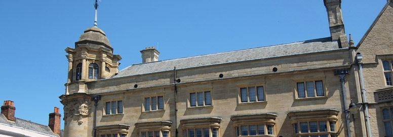Listed Buildings Roof Repairs