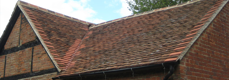 Roofing repairs oxfordshire