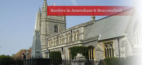 Roofers Amersham and Beaconsfield