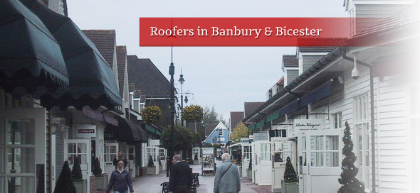 Roofers Banbury and Bicester