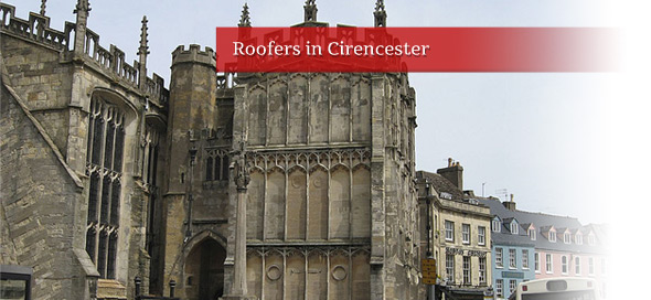 Roofers Cirencester