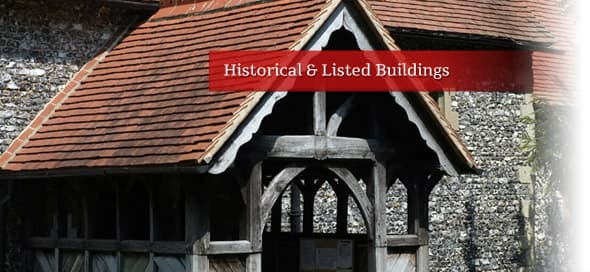 Traditional and Listed Buildings
