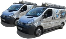 Abbey Roofing Vans