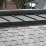 Leadwork repairs for roof