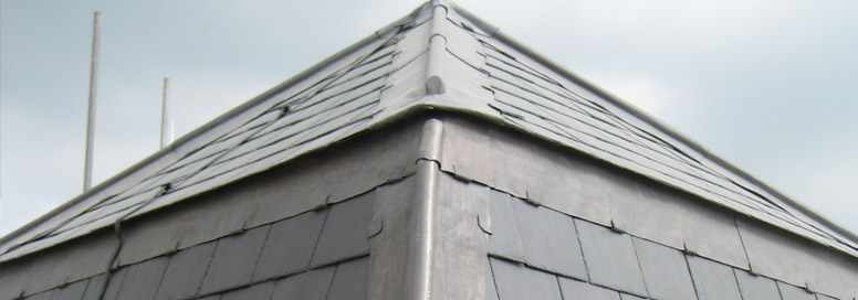 Leadwork roofing