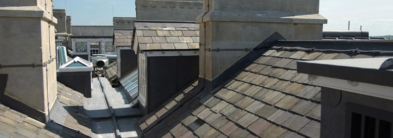 Roof Repairs for terraced houses