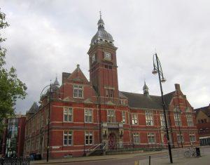 Swindon-Townhall